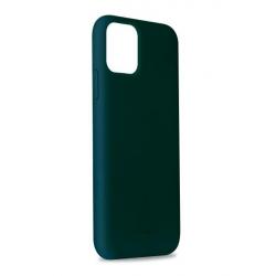 Puro funda silicona Icon Apple iPhone 11 Pro Max verde oscuro