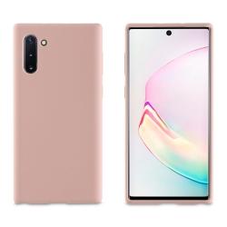 muvit carcasa Samsung Galaxy Note 10/10 5g Liquid Edition Pink Sand