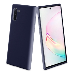 muvit carcasa Samsung Galaxy Note 10/10 5g Liquid Edition Blue