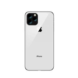 Puro funda Nude 0.3 Apple iPhone XS 2019 transparente