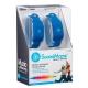 SoundMoovz Muzic by dancing! Pulsera musical interactiva azul