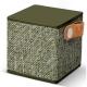 Fresh'N Rebel altavoz Bluetooth Rockbox Cube Fabric Edition Army