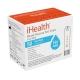 iHealth caja de 50 tiras reactivas para glucómetro
