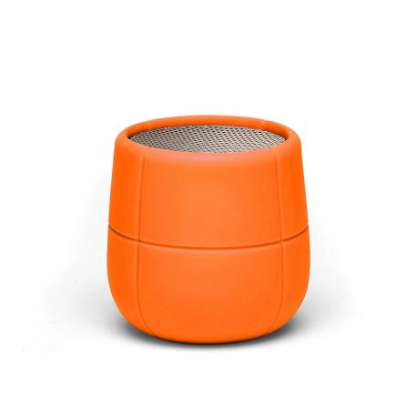 Lexon Mino X altavoz bluetooth naranja