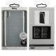 muvit Life funda Apple iPhone XR Bling transparente marco plata