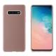 muvit carcasa Samsung Galaxy S10 Liquid Edition pink sand
