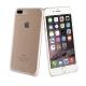 muvit carcasa Cristal Apple iPhone 8 Plus/7 Plus/6S Plus/6 Plus transparente