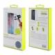 muvit pack Samsung Note 10/10 5g funda Cristal Soft transparente+protector pantalla vidrio templado curvo marco negro