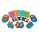 Learning Resources Let's Go Code! Activity Set kit analógico de introducción a la programación