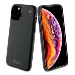 muvit for change funda Apple iPhone 11 Pro recycletek negra