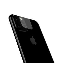muvit protector pantalla+protector camara Apple iPhone 11 Pro vidrio templado plano