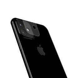 muvit protector pantalla+protector camara Apple iPhone 11 vidrio templado plano