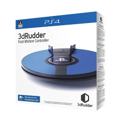 3dRudder para PlayStation VR