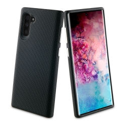 muvit Tiger funda Triangle Samsung Galaxy Note 10/10 5g Shockproof 1,2m negra
