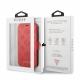 Guess funda folio Peony 4G Apple iPhone 11 roja
