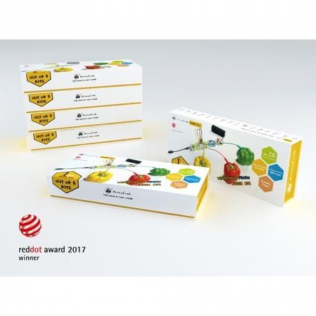 Honeycomb Music Kit robótica educativa STEM por bloques