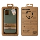 muvit for change carcasa Apple iPhone 11 bambootek moss