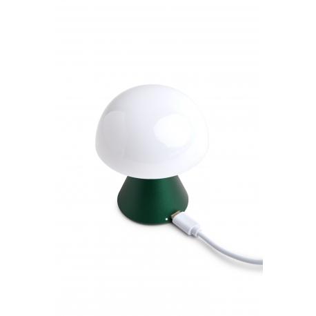 Lexon mini lámpara Mina Dark Green