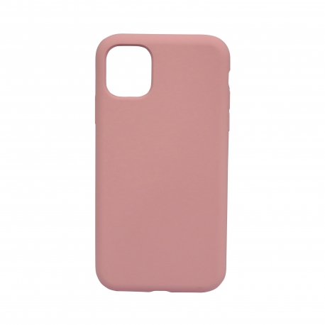 muvit carcasa Apple iPhone 11 Liquid Edition rose pink