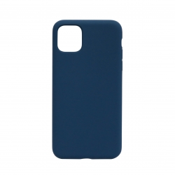 muvit carcasa Apple iPhone 11 Pro Max Liquid Edition cobalt blue