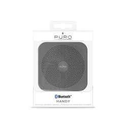 Puro altavoz Bluetooth V4.0 handy gris