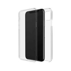 Black Rock carcasa Apple iPhone 11 Pro 360º clear transparente