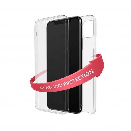 Black Rock carcasa Apple iPhone 11 360º clear transparente