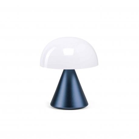 Lexon mini lámpara Mina Dark Blue
