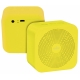Puro altavoz Bluetooth V4.0 handy amarillo