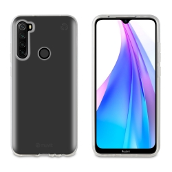 muvit for change funda Xiaomi Note 8T recycletek transparente
