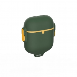 muvit active funda Apple airPods rugerizada waterproof verde militar