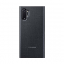 Samsung Galaxy Note 10 Plus Led view cover negra
