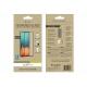muvit for change protector pantalla Samsung Galaxy A71 vidrio templado plano marco negro