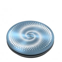 PopSockets soporte adhesivo Backspin Aluminium Mind Trap