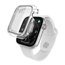 Xdoria carcasa Defense 360X Apple Watch 40mm transparente