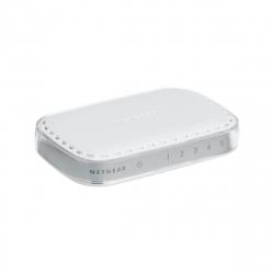 Netgear Switch 5 puertos sobremesa Gigabit 10/100/1000 autosensing Base-T
