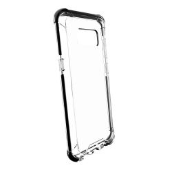 Puro carcasa Impact Pro Samsung Galaxy S8 transparente/negro