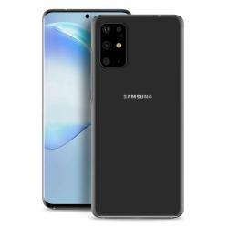 Puro funda Nude 0.3 Samsung Galaxy S20 Plus transparente