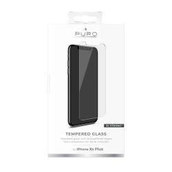 puro protector pantalla Apple iPhone XS Max vidrio templado