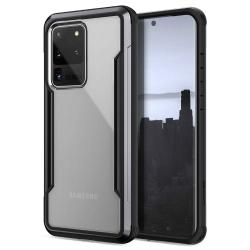 Xdoria carcasa Defense Shield Samsung Galaxy S20 Ultra negra