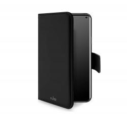 Puro funda booklet Samsung Galaxy S10 + tarjetero negra