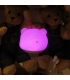 Mipow lámpara/altavoz Bluetooth Bear