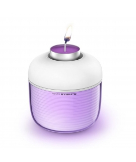 Mipow vela Bluetooth con luz LED Multicolor Playbulb Candle 2
