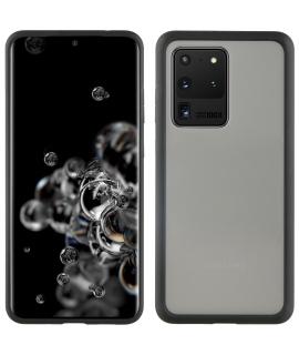 muvit carcasa Samsung Galaxy S20 Ultra Smoky Edition negra