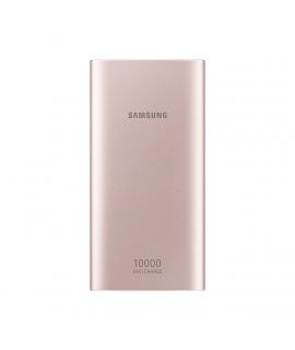 Samsung batería externa 2 USB 15W + input Tipo C Rose Gold