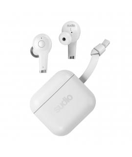 Sudio ETT auriculares Bluetooth true wireless cancelación   activa de ruido blancos