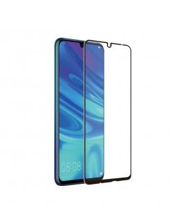 muvit for change protector pantalla Huawei P Smart 2020/P Smart 2019 templado plano marco negro