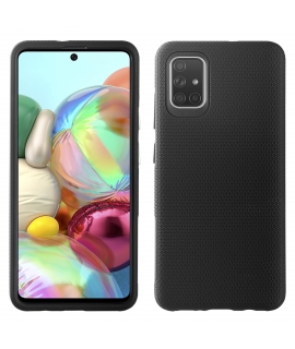 muvit Tiger funda Triangle Samsung Galaxy A71 shockproof 1,2m negra