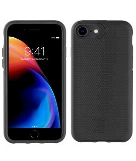 muvit Tiger funda Triangle Apple iPhone SE shockproof 1,2m negra