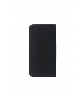 muvit funda Folio Apple iPhone SE/8/7 función soporte + tarjetero negra
